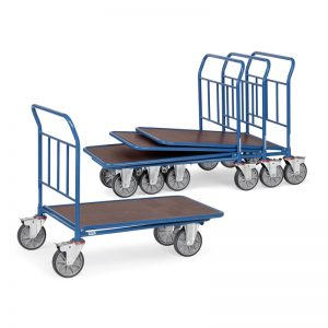 Chariots emboitables